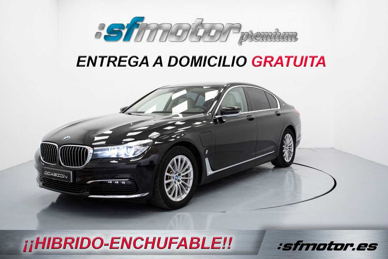 BMW Serie 7 740e iPerformance Hibrido Enchufable  - Foto 1