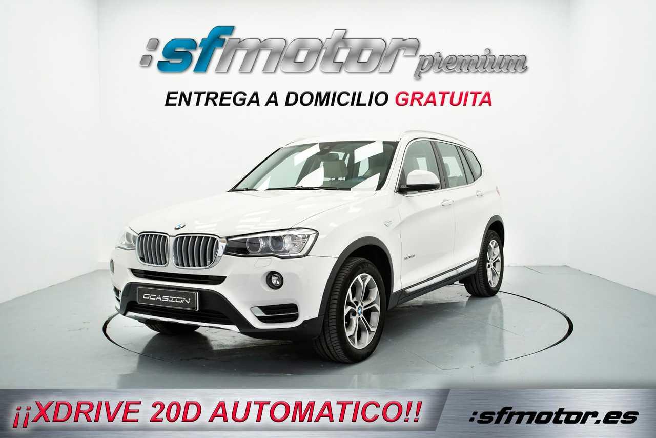 BMW X3 xDrive20d Auto 190cv xLine   - Foto 1