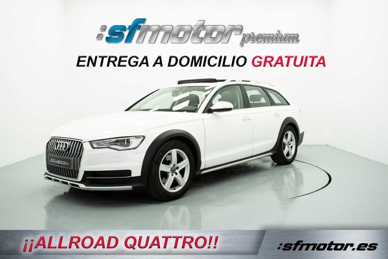 Audi A6 Allroad Quattro 3.0 TDI clean diesel 220cv Stronic   - Foto 1