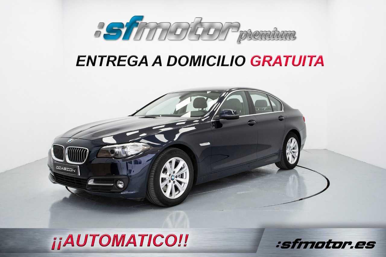BMW Serie 5 520d 2.0 190cv Auto   - Foto 1