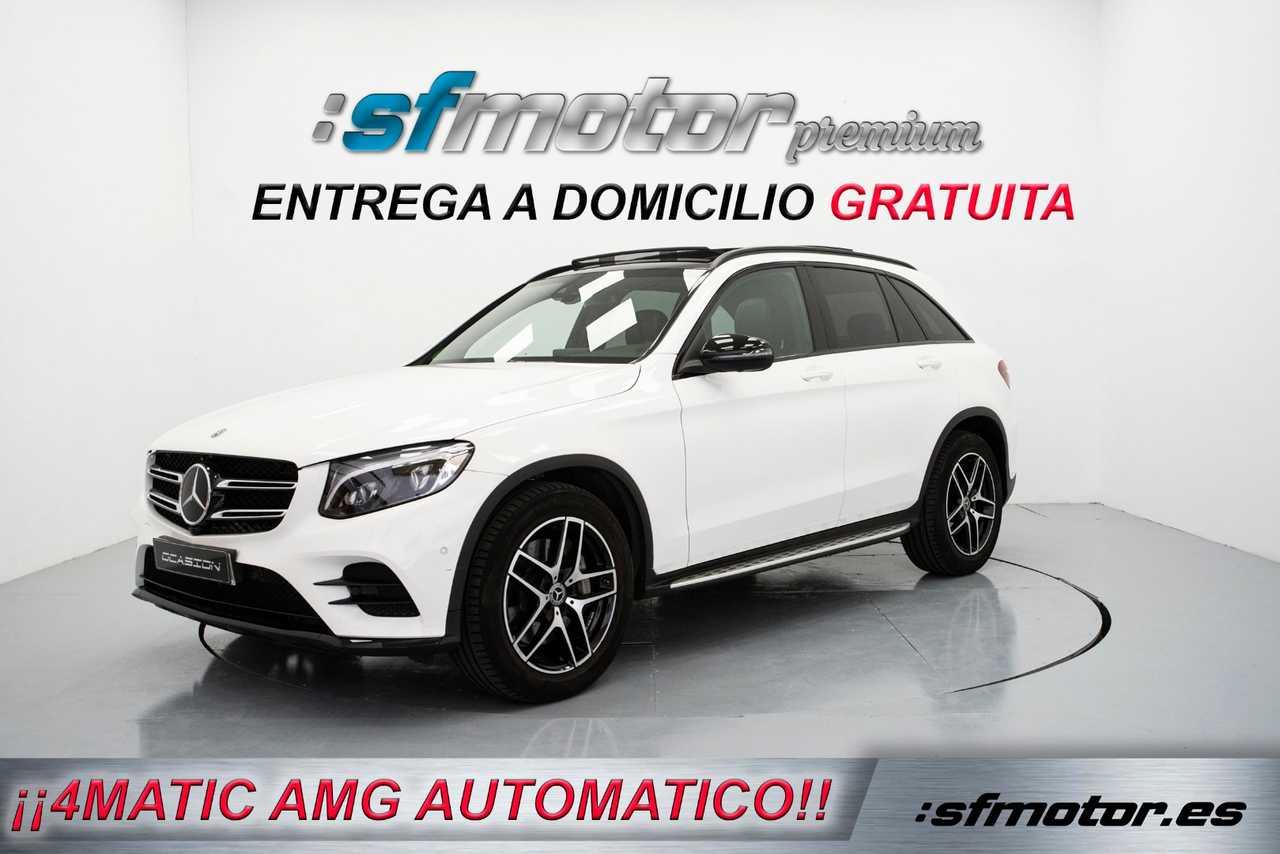 Mercedes GLC 220d 4MATIC AMG 170cv   - Foto 1