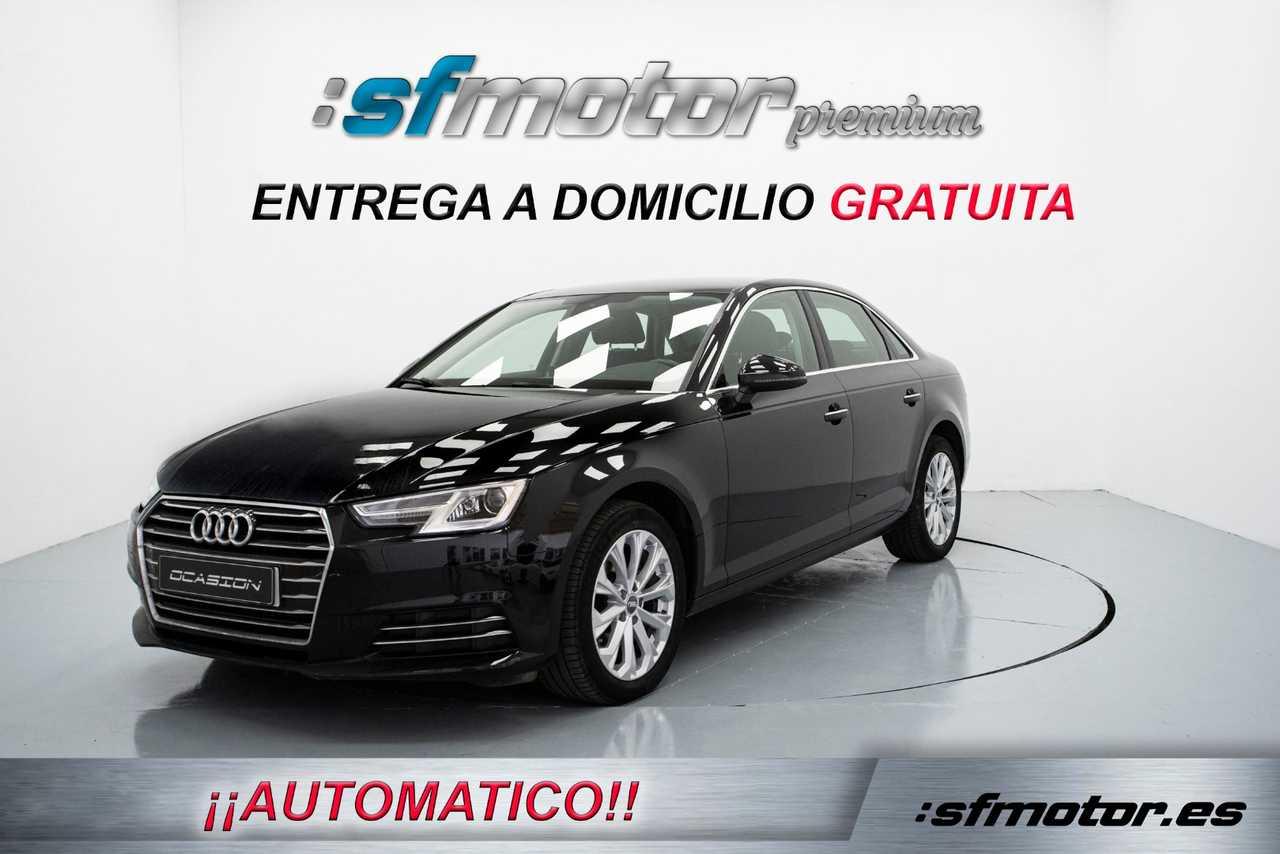 Audi A4 2.0 TDI 150cv Stronic Design Edition Auto   - Foto 1