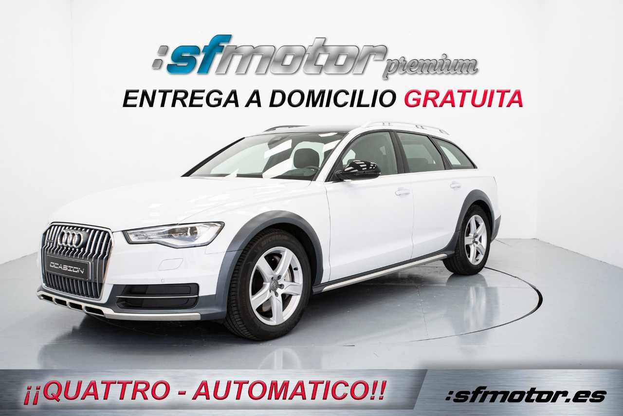 Audi A6 Allroad Quattro 3.0 TDI 320cv Tiptronic Advanced Ed   - Foto 1