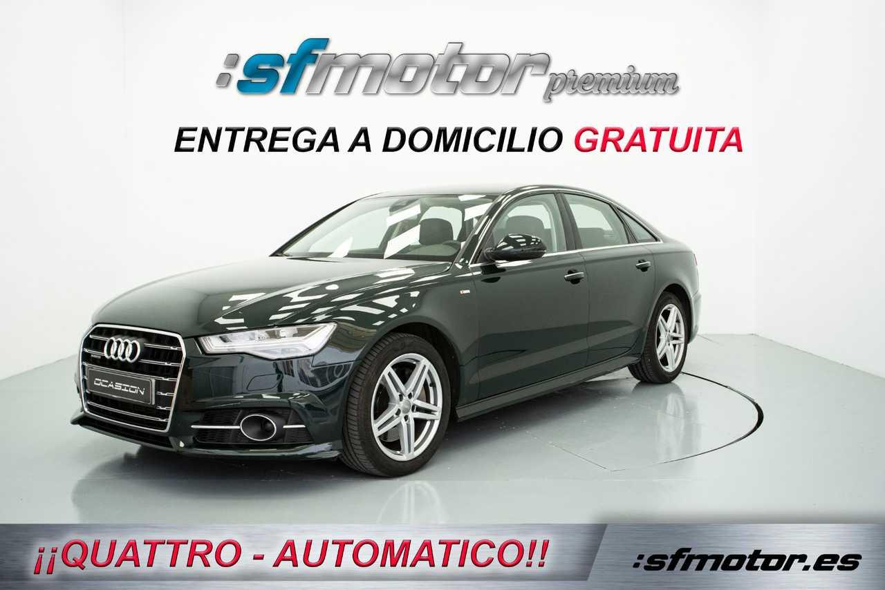 Audi A6 3.0 TDI 272cv Quattro S Tronic S Line   - Foto 1