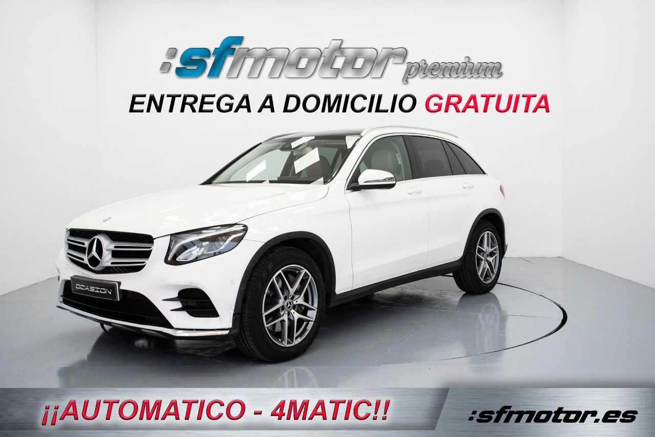 Mercedes GLC 250d 4MATIC AMG 205cv Auto   - Foto 1
