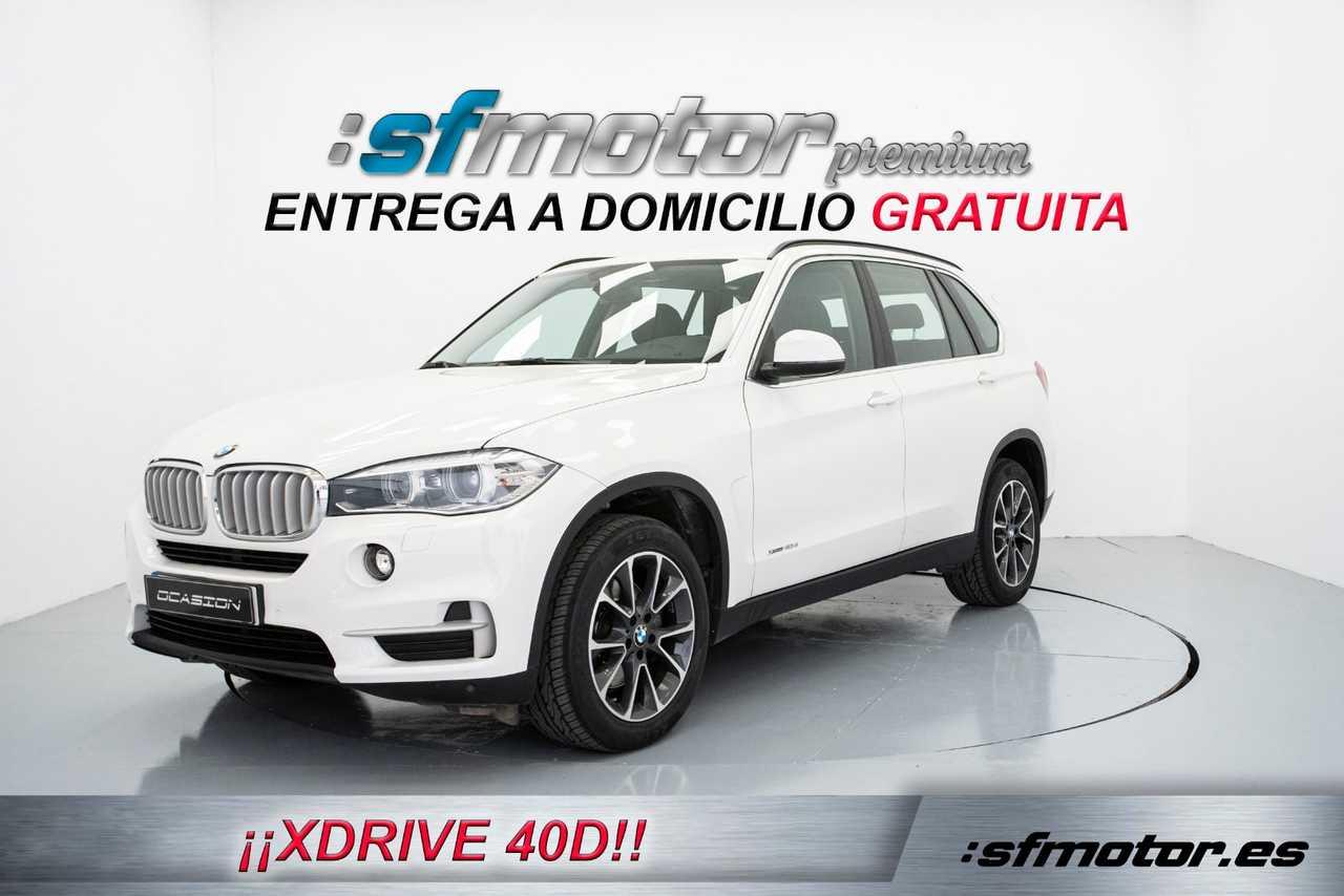 BMW X5 3.0 xDrive40d 313cv Auto   - Foto 1