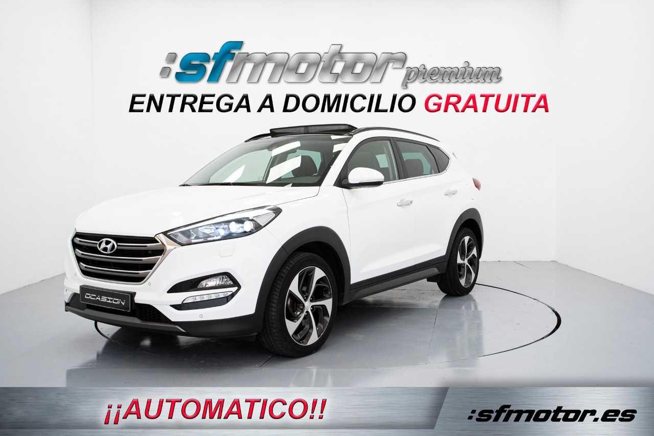 Hyundai Tucson 2.0 CRDi 136cv Tecno Sky Safe 4x4 Auto   - Foto 1