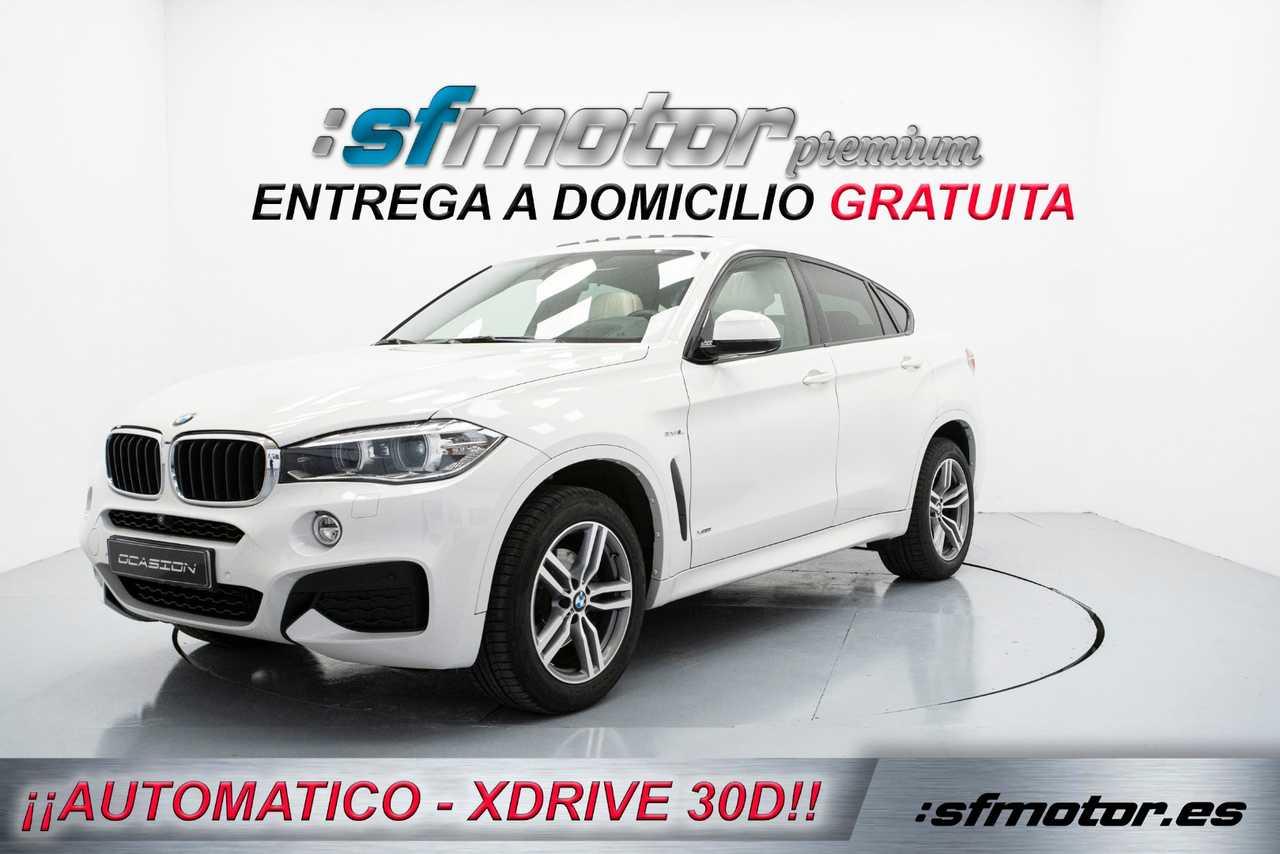 BMW X6 xDrive30d M 258cv   - Foto 1