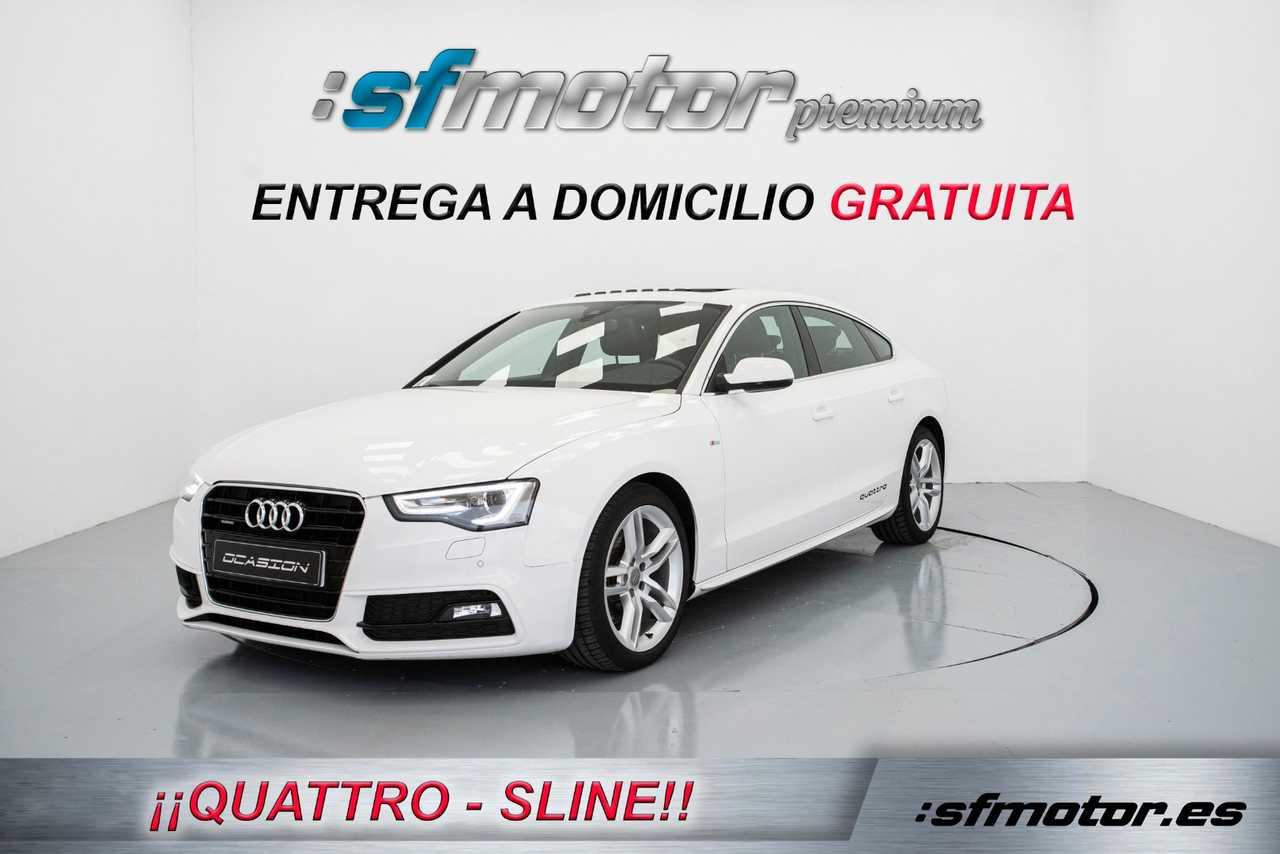 Audi A5 Sportback 2.0 TDI 190cv Quattro S Tronic Sline   - Foto 1
