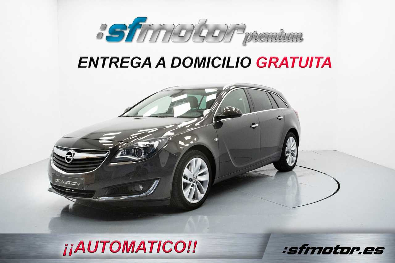 Opel Insignia Sports Tourer 2.0 CDTI Excellence 170cv Auto   - Foto 1