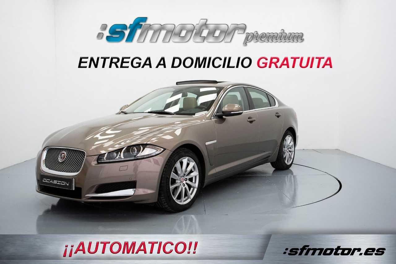 Jaguar XF 2.2 Diesel Luxury 200cv   - Foto 1