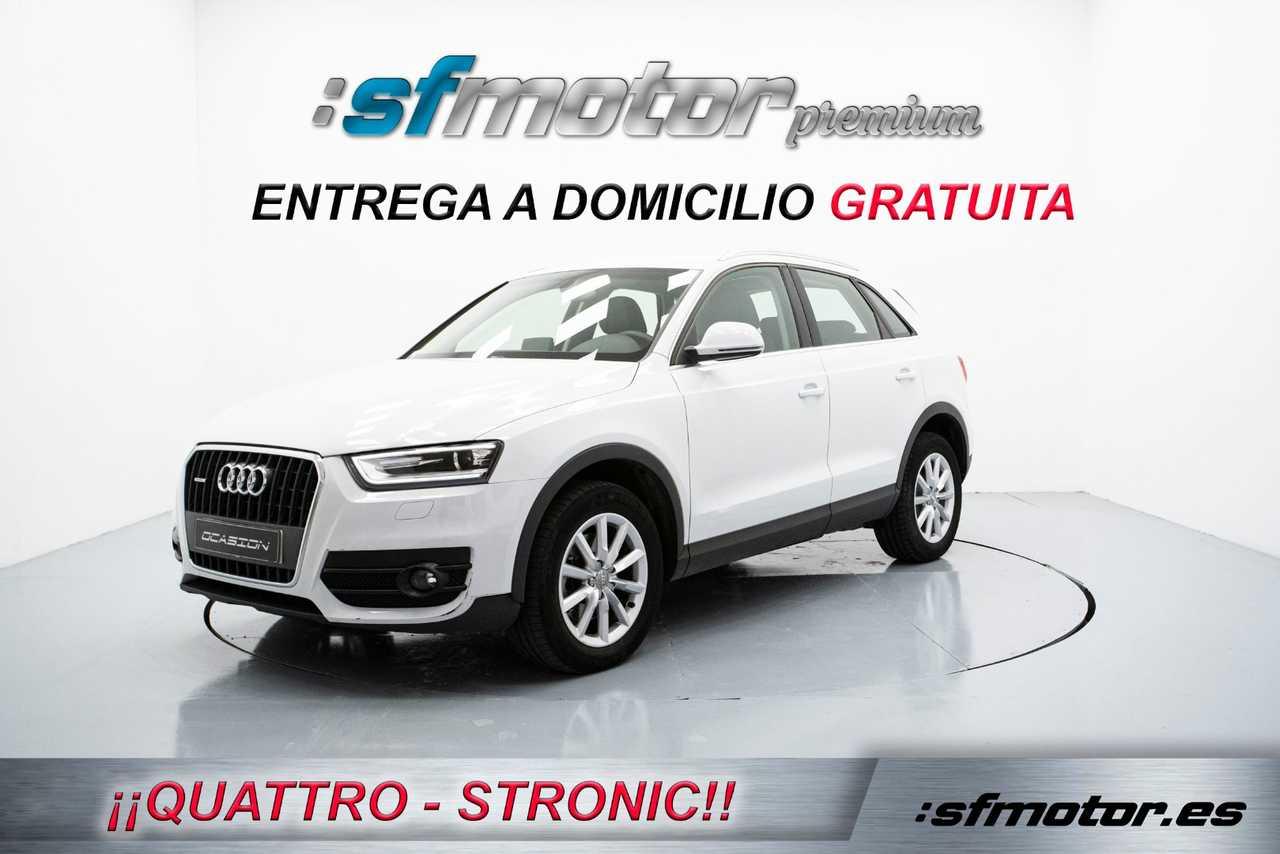 Audi Q3 2.0 TDI Quattro STronic Advance Edition 140cv Auto   - Foto 1