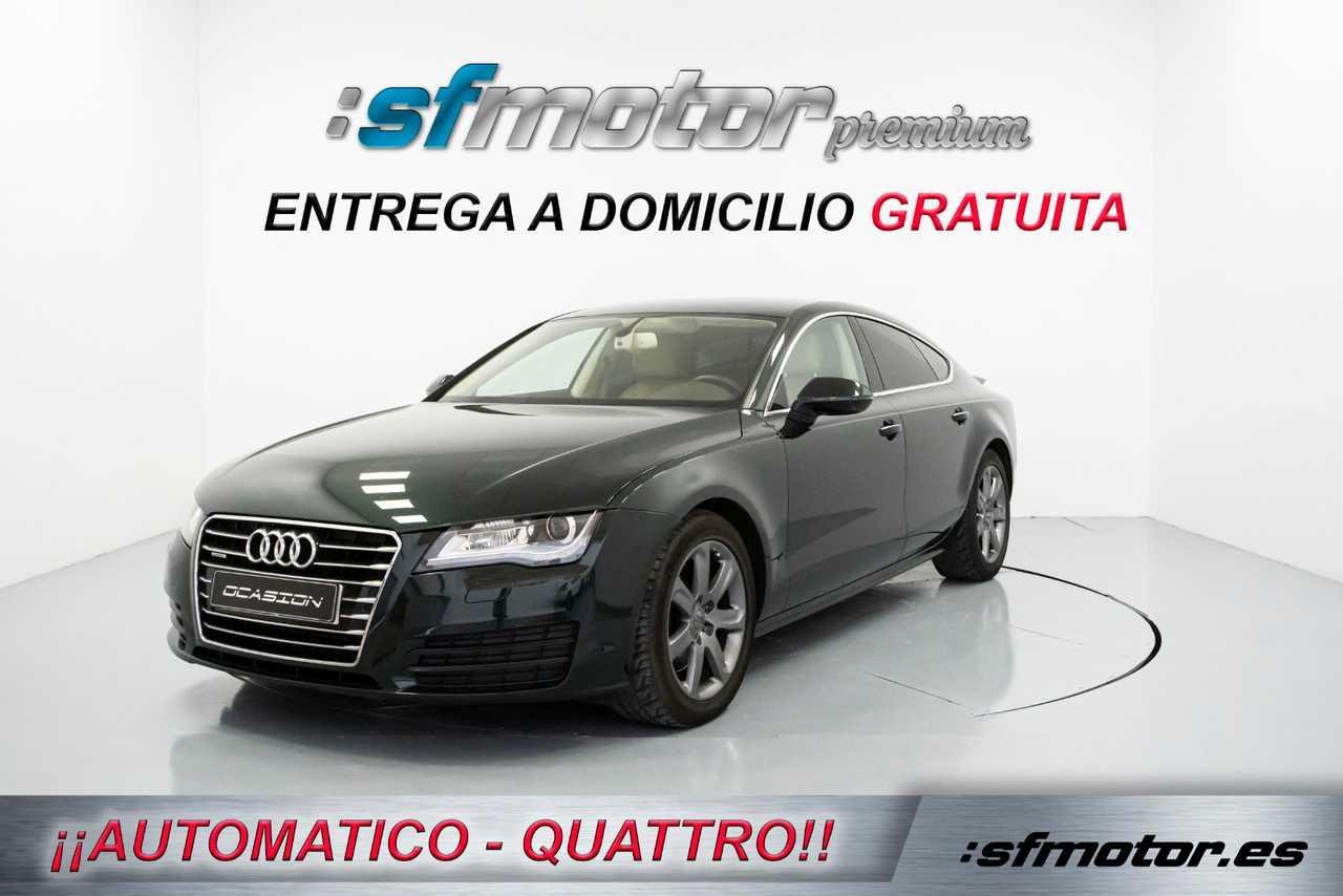 Audi A7 Sportback 3.0 TDI 245 quattro S tronic 5p.   - Foto 1