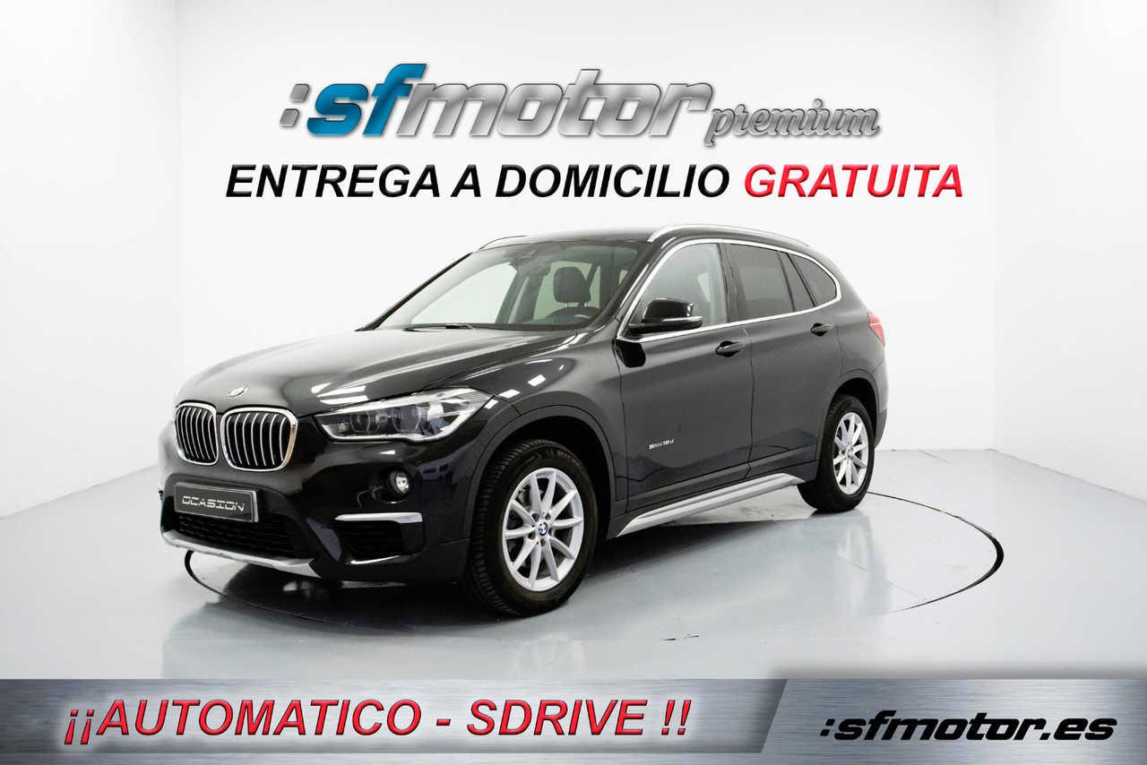 BMW X1 sDrive 18d xLine 150cv Auto   - Foto 1