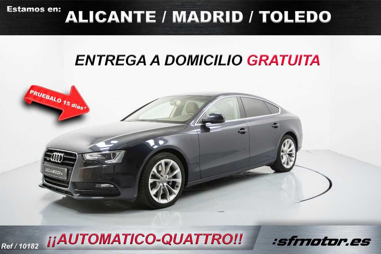 Audi A5 Sportback 3.0 TDI 245cv Quattro S-Tronic   - Foto 1