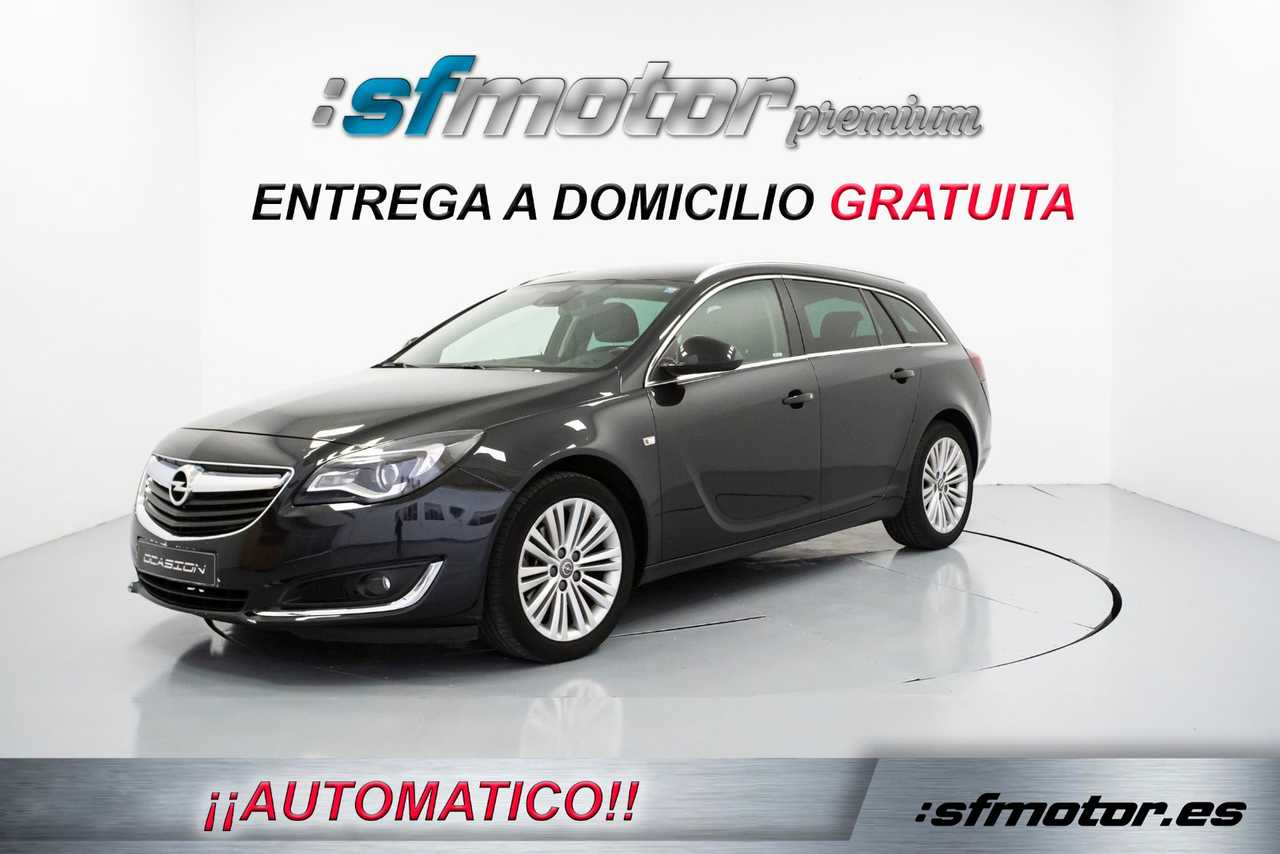 Opel Insignia Sports Tourer Excellence 2.0 CDTI 170cv   - Foto 1