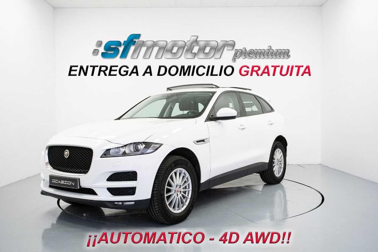 Jaguar F-Pace 2.0 180cv i4D AWD Pure Auto   - Foto 1