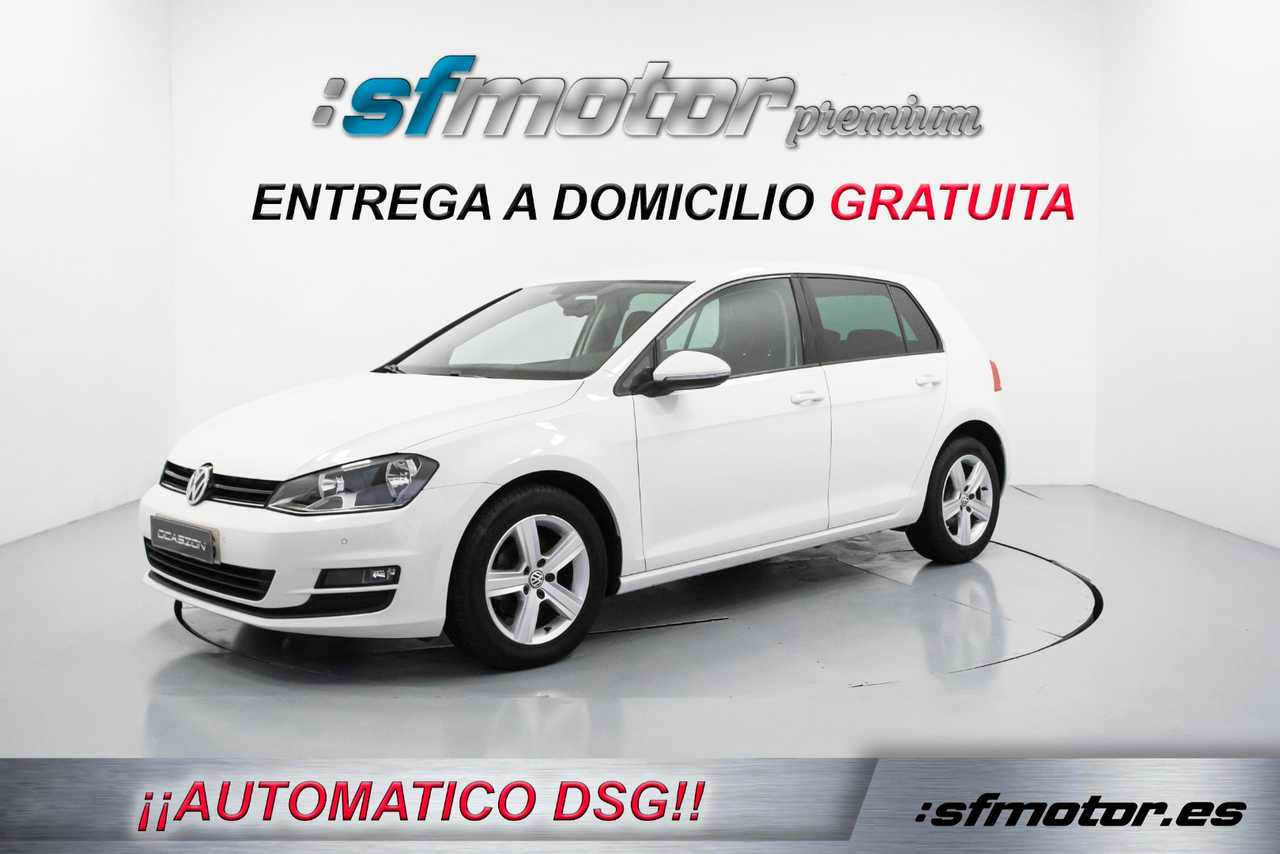 Volkswagen Golf 1.6 TDI 110cv Advance BlueMotion Tech Auto   - Foto 1