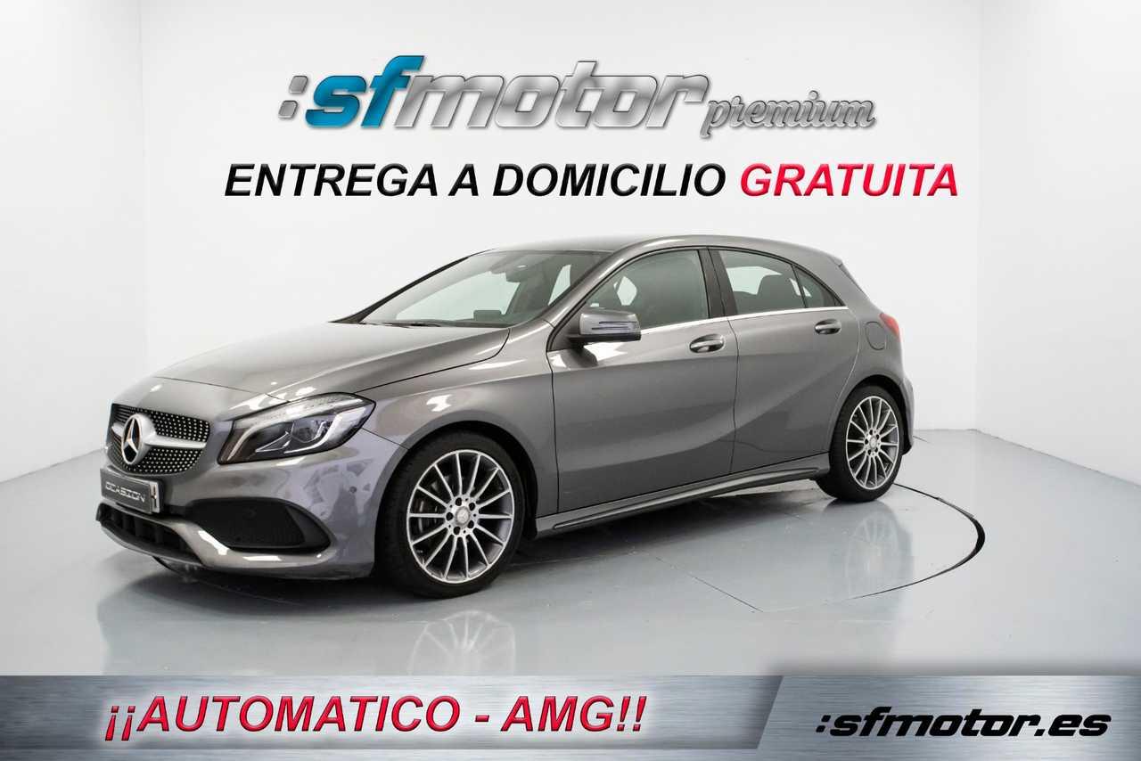 Mercedes Clase A A200 AMG CDI 2.2 136CV AUTO   - Foto 1