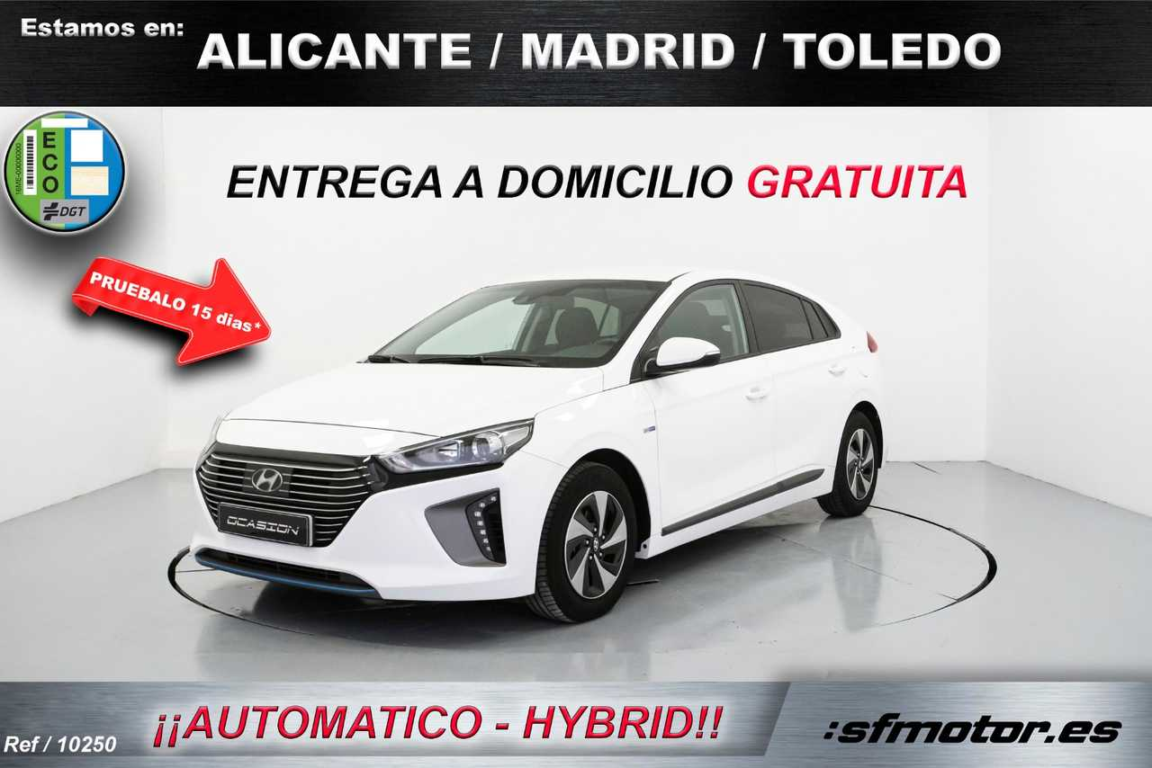 Hyundai IONIQ 1.6 GDI HEV KLASS DCT HYBRID   - Foto 1