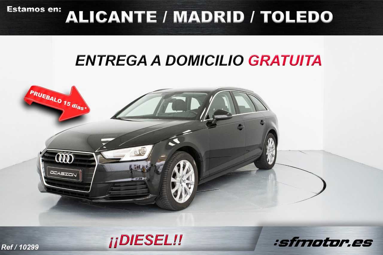 Audi A4 Avant 2.0 TDI 150cv Advanced Edition   - Foto 1