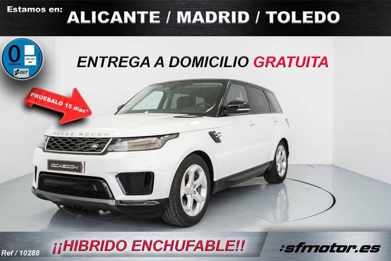 Land-Rover Range Rover Sport 2.0 Si4 PHEV 404cv HSE Híbrido Enchufable   - Foto 1