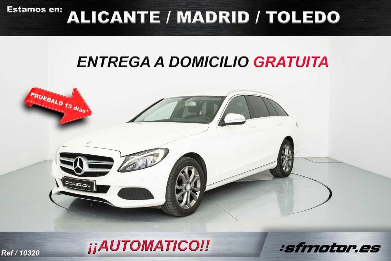 Mercedes Clase C Estate C220 BlueTEC 170cv Auto   - Foto 1