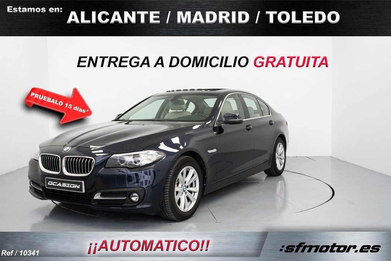 BMW Serie 5 520D 2.0 190CV AT8 E6   - Foto 1