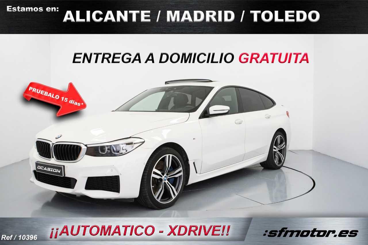 BMW Serie 6  GRAN TURISMO 630D XDRIVE M SPORT 3.0 265CV AUT   - Foto 1
