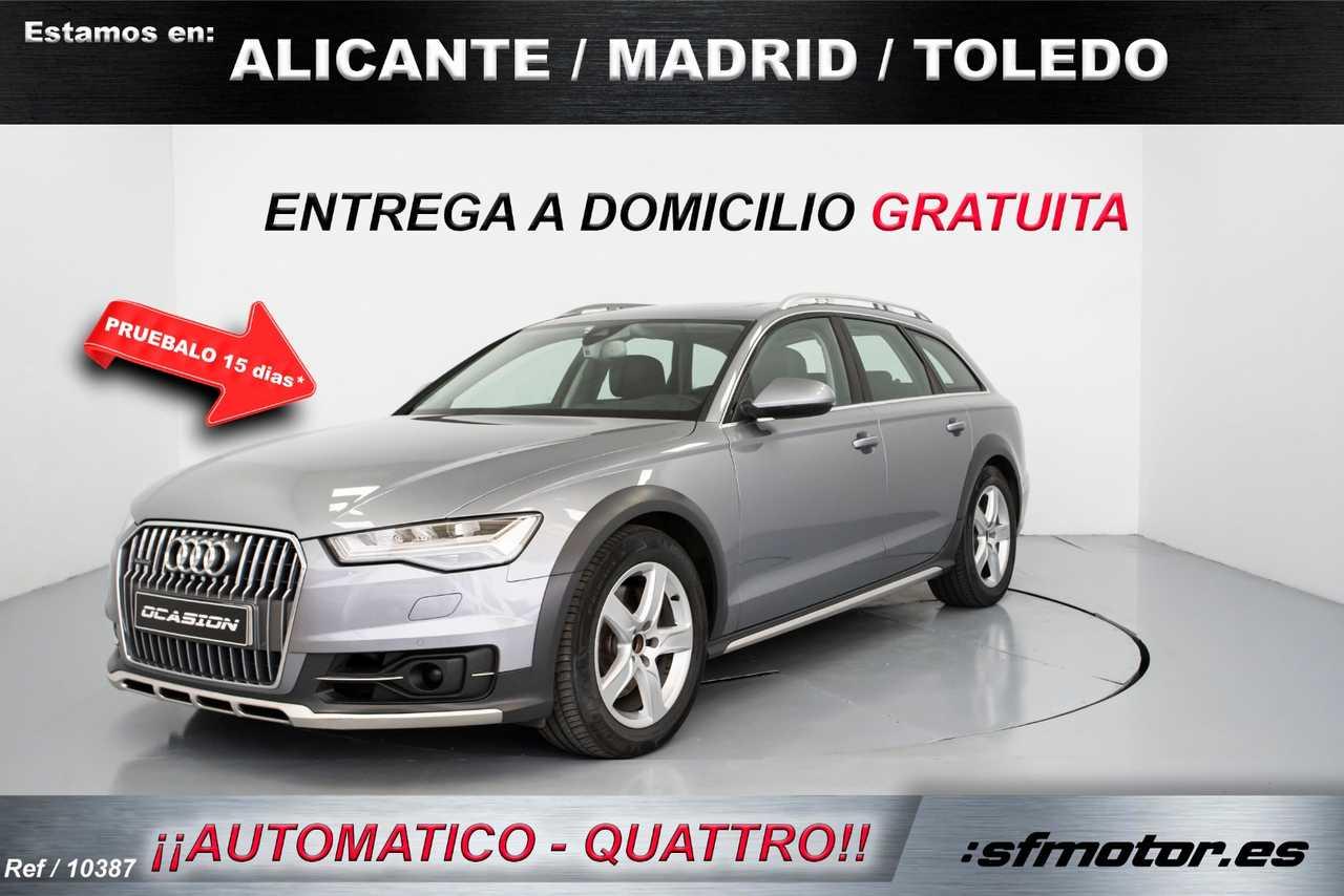 Audi A6 Allroad Quattro 3.0 TDI 270CV   - Foto 1