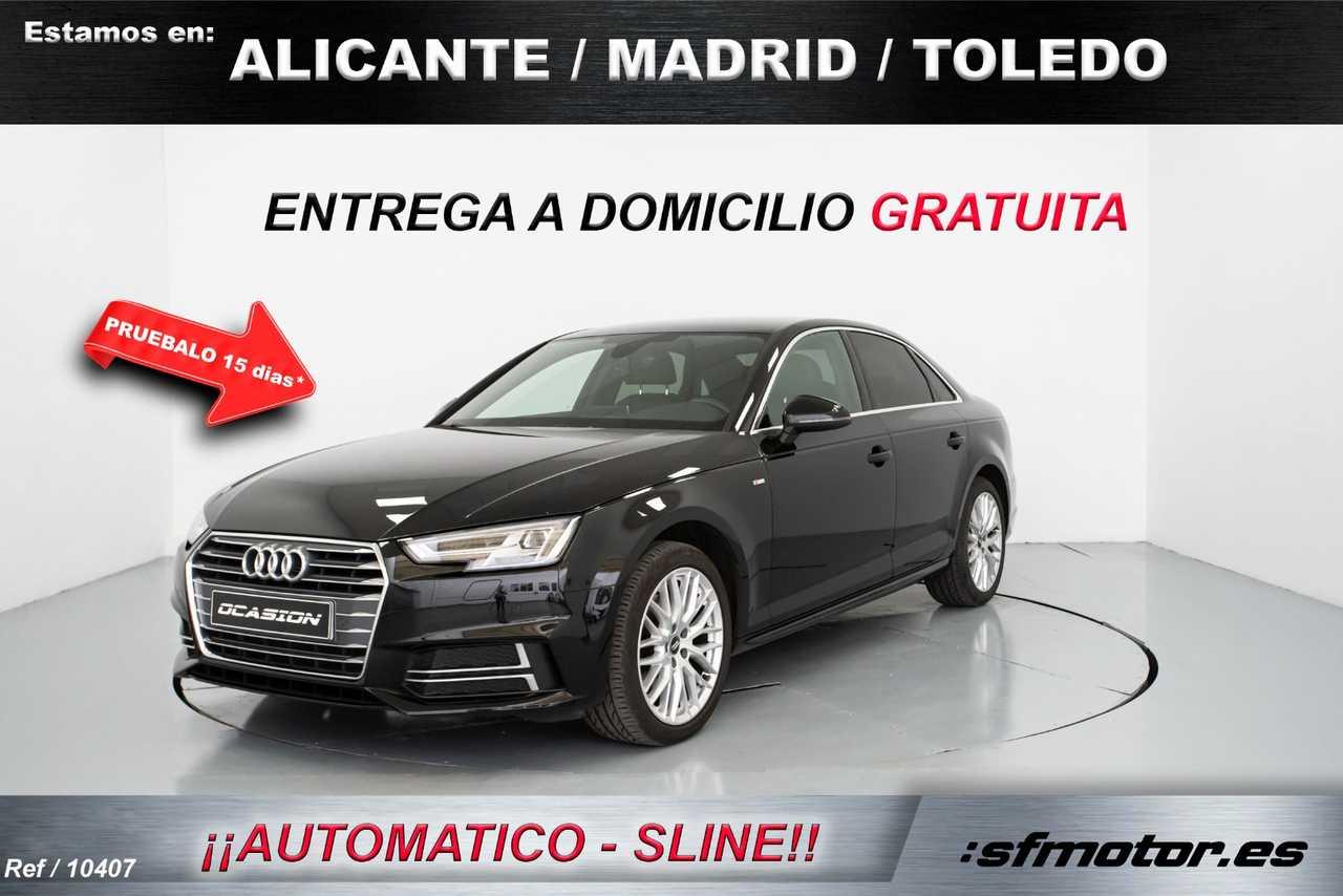 Audi A4 2.0 TDI 150 CV STRONIC   - Foto 1