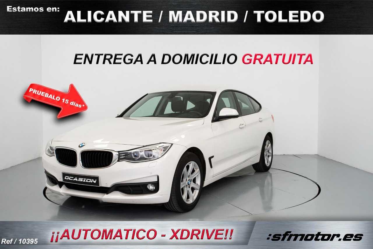 BMW Serie 3 Gran Turismo 320D XDRIVE 2.0 190 CV   - Foto 1