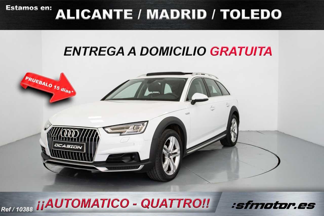 Audi A4 Allroad Quattro STRONIC UNLIMITED EDITION 3.0 TDI 220 CV    - Foto 1