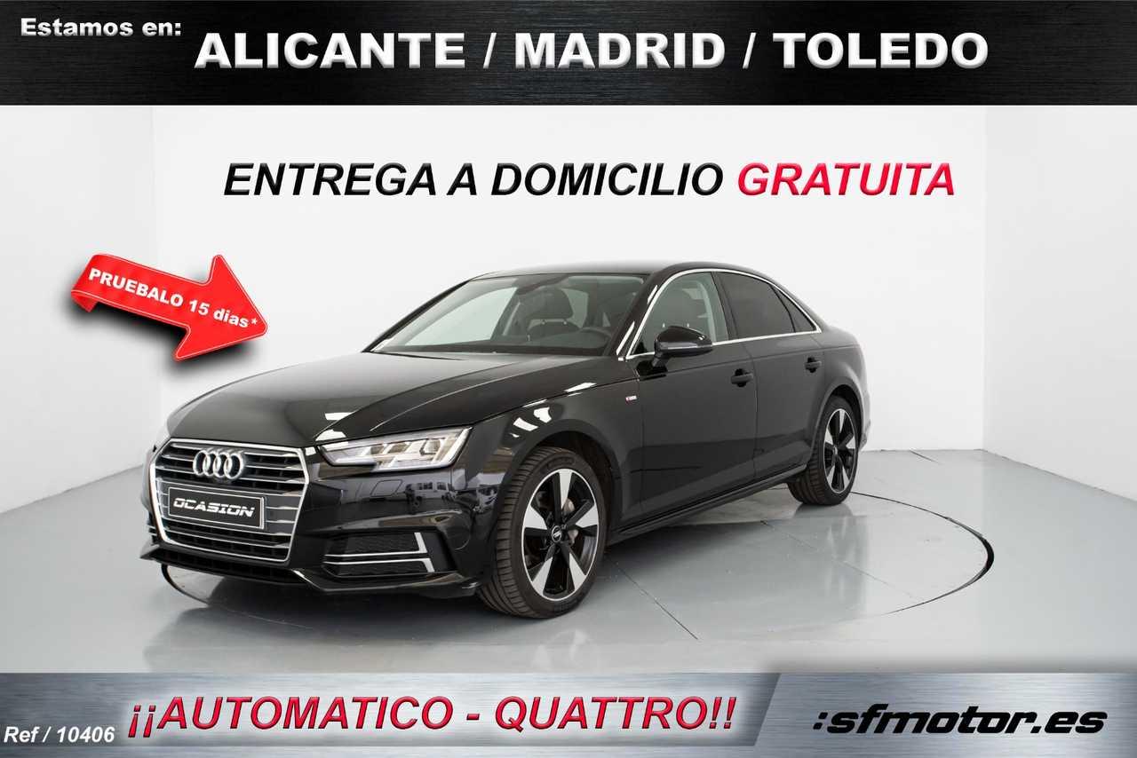 Audi A4 QUATTRO SPORT 2.0 TDI 190 CV AUT   - Foto 1