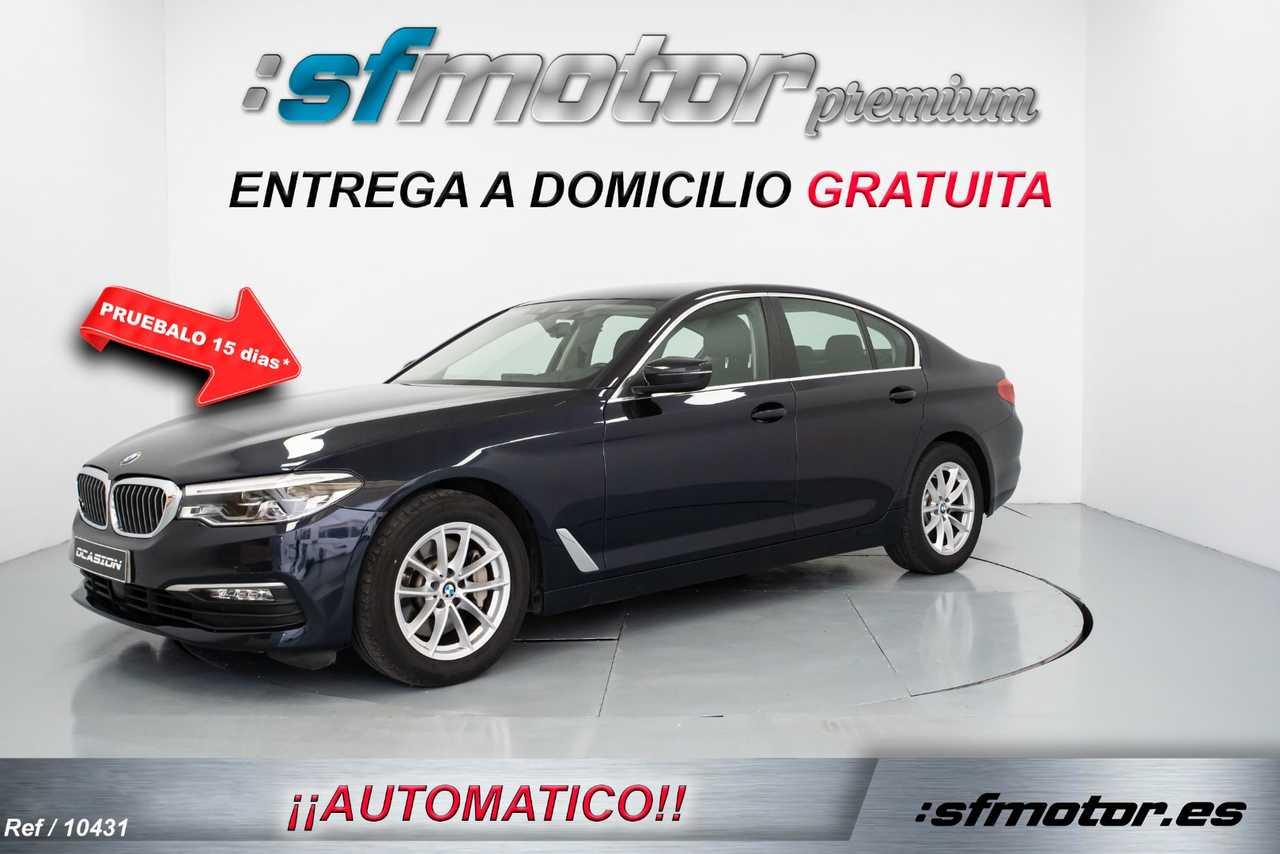 BMW Serie 5 525D 2.0 230CV aut   - Foto 1