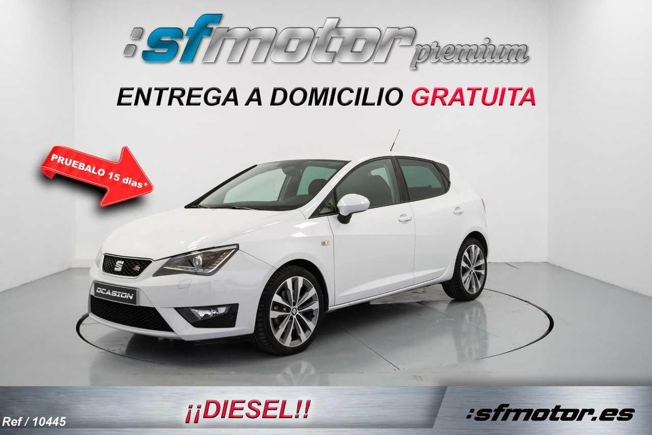 Seat Ibiza 1.4 TDI 105cv FR   - Foto 1