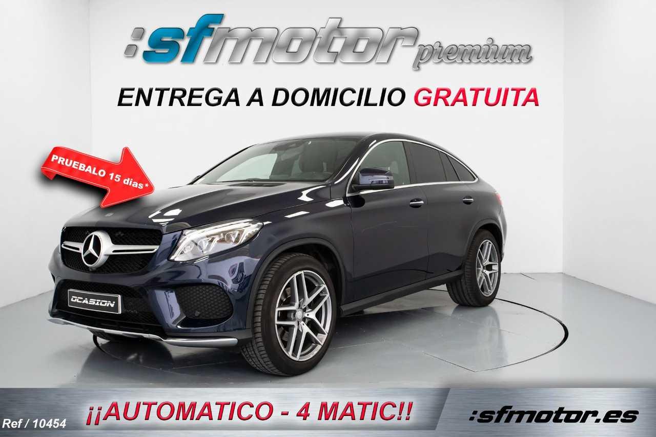 Mercedes GLE Coúpe 350 CDI  4MATIC AMG 260CV AT9   - Foto 1
