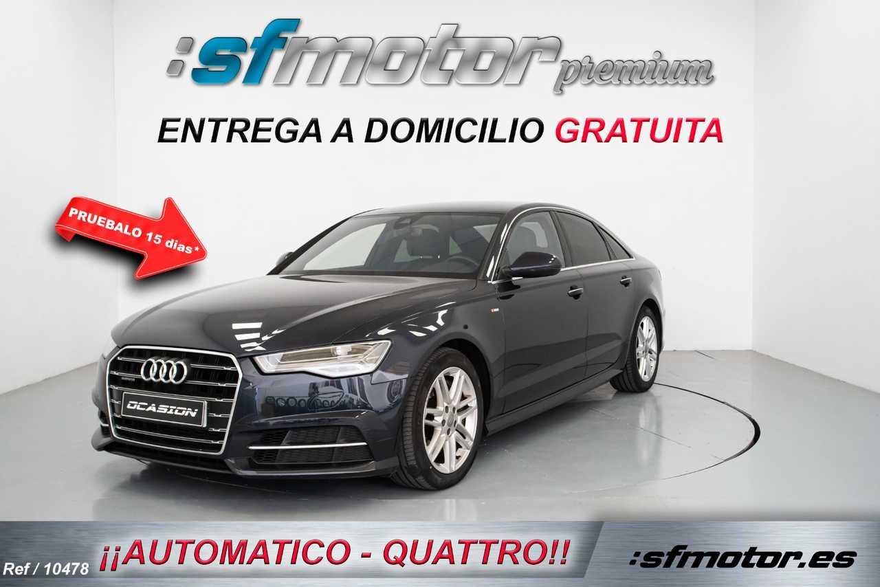 Audi A6 3.0 TDI QUATTRO 320CV AT8 E6 S-LINE   - Foto 1