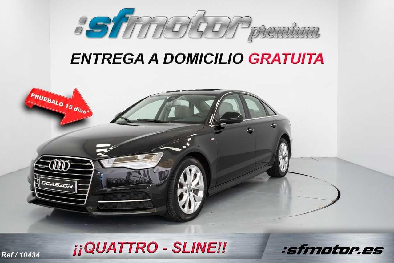 Audi A6 3.0 TDI 272CV QUATTRO STRONIC SLINE   - Foto 1