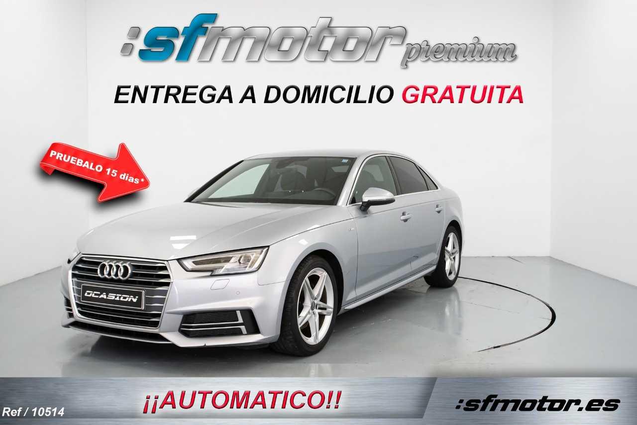 Audi A4 SPORT SLINE 2.0TDI 150CV   - Foto 1
