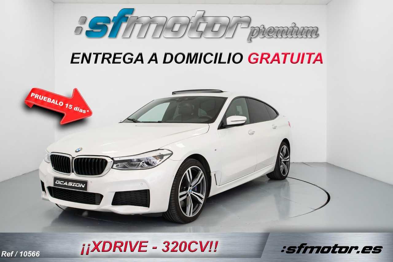 BMW Serie 6 640D GT XDRIVE 3.0 320CV   - Foto 1
