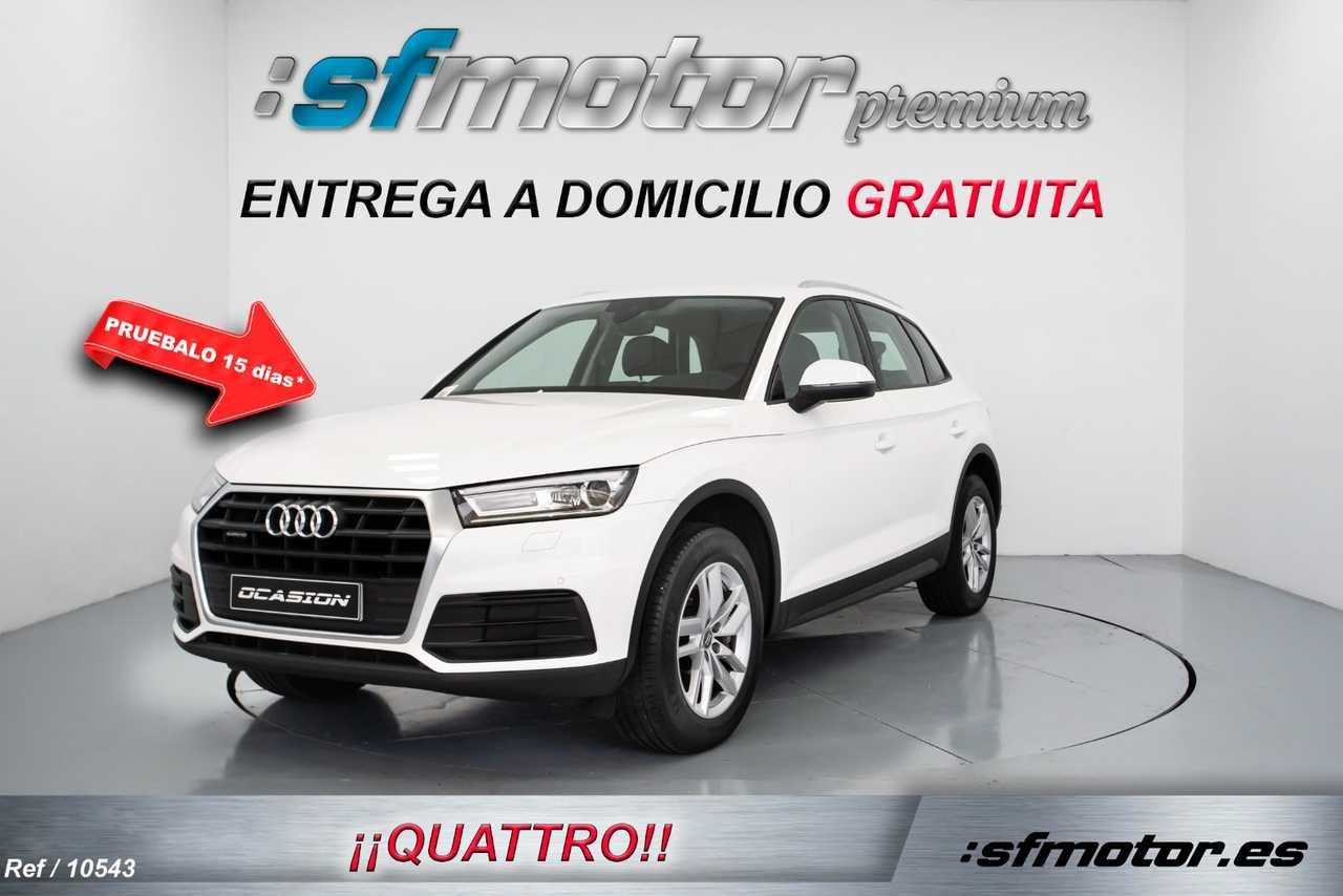 Audi Q5 QUATTRO BASIS 2.0 TDI 190CV   - Foto 1