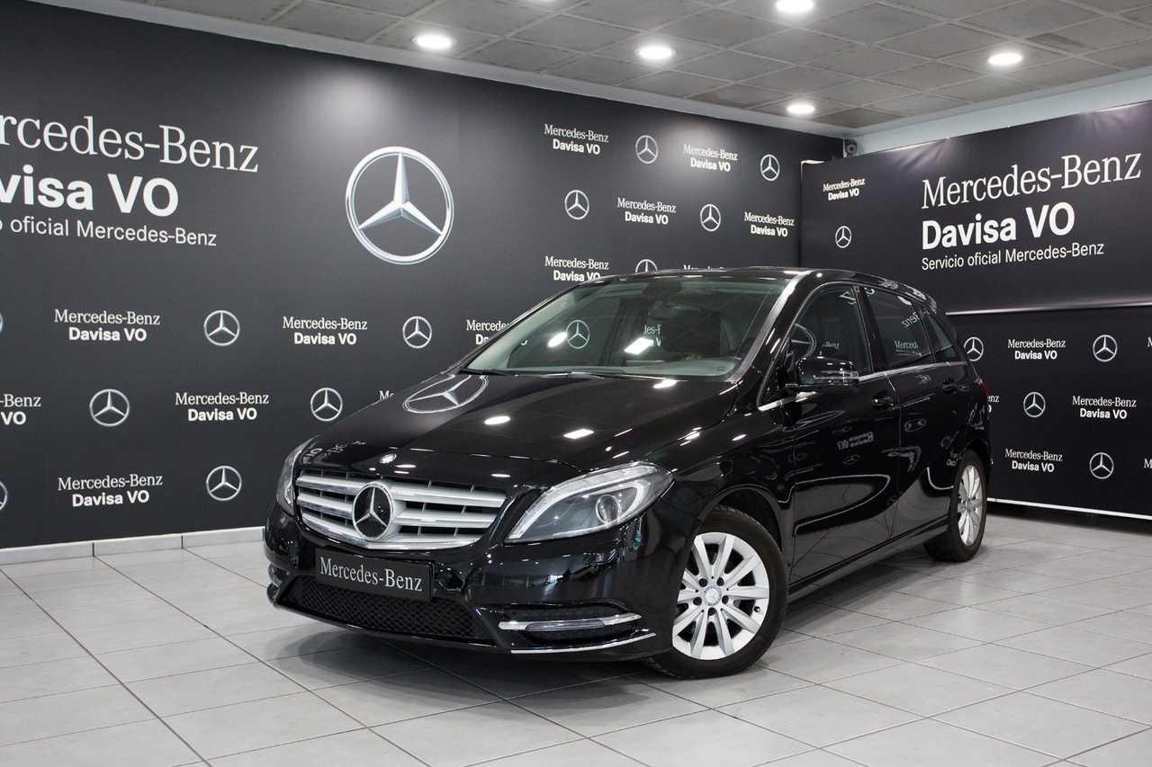 Mercedes Clase B B200 CDI Business Executive 136cv   - Foto 1