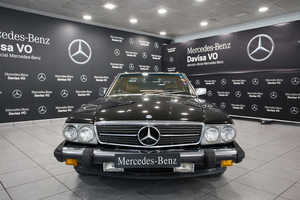 Mercedes Clase SL SL560 V8 5.6 Cabrio 300cv   - Foto 2