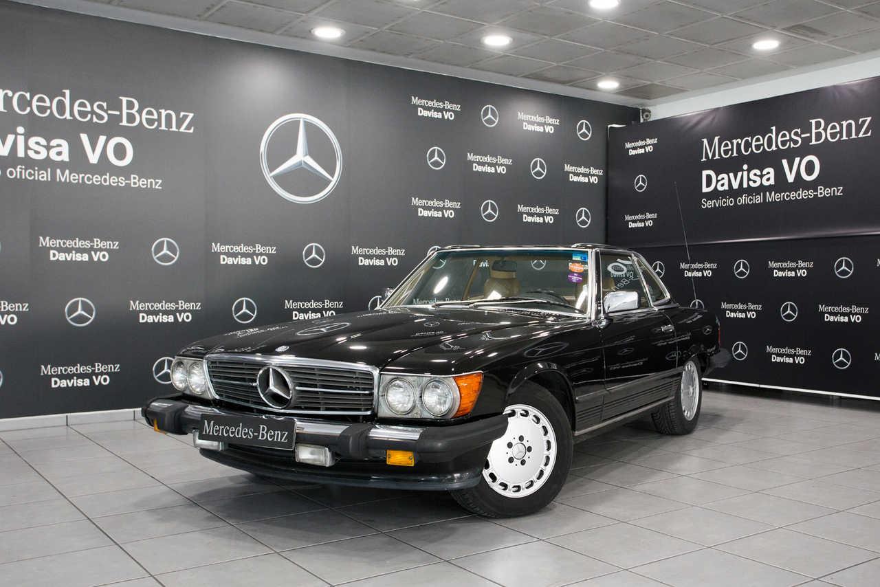 Mercedes Clase SL SL560 V8 5.6 Cabrio 300cv   - Foto 1