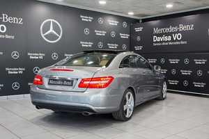 Mercedes Clase E Coupé E350 BlueEfficiency 265cv   - Foto 2