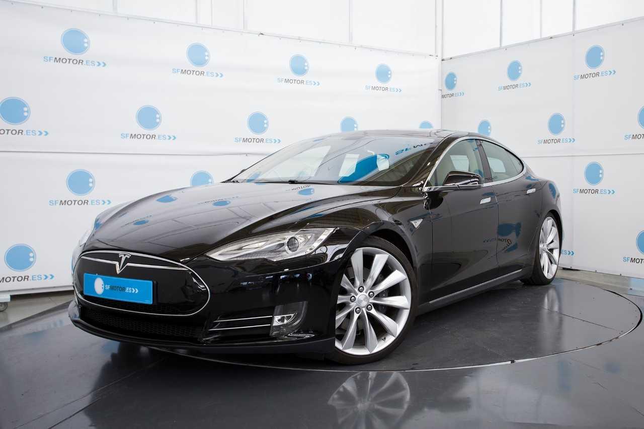 Tesla Modelo  S P85 Signature Performance 422cv   - Foto 1