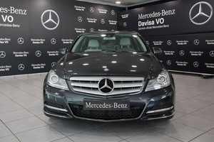 Mercedes Clase C C 220 CDI Blue Efficiency Avantgarde Auto  - Foto 2