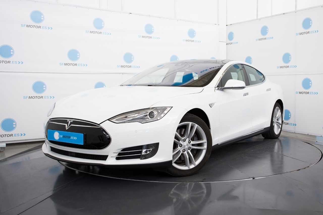 Tesla Modelo  S 85   - Foto 1