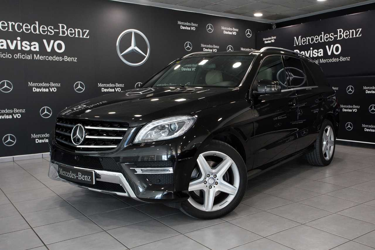 Mercedes Clase M ML 350 CDI BlueTec 4MATIC   - Foto 1